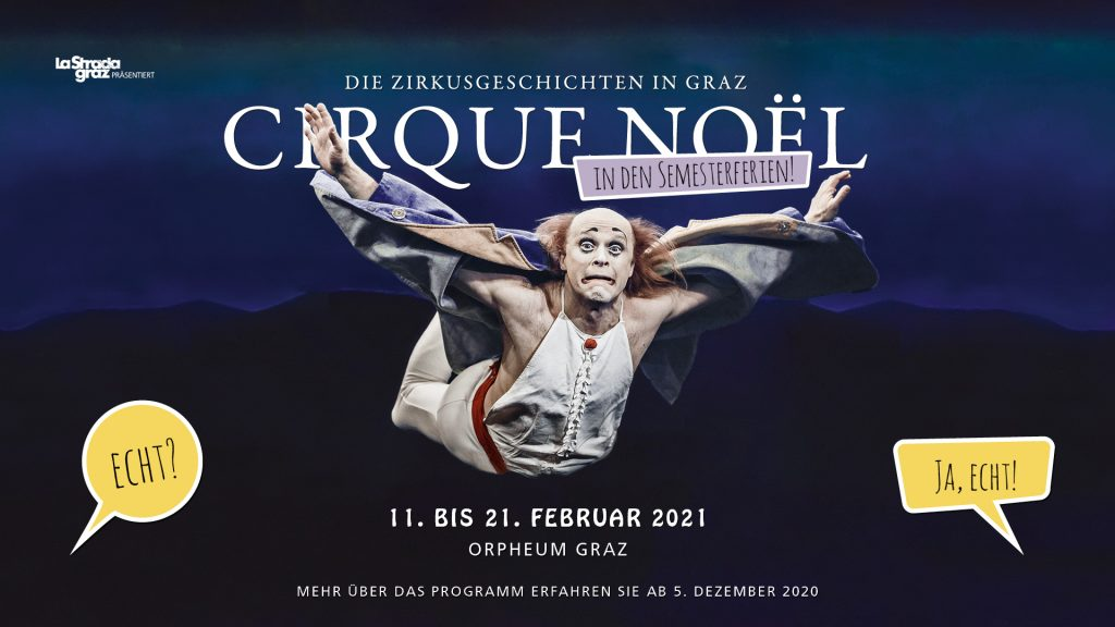 Cirque Noël 2021