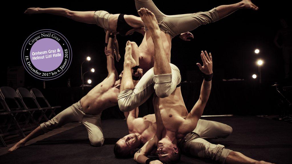 Cirque Noël 4